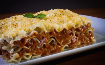 Receta Lasagna de Carne